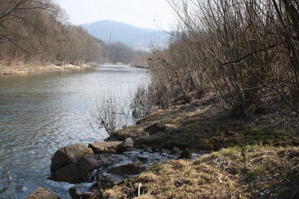 Breh rieky Kysuca